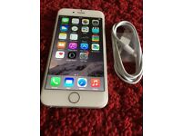 Apple iPhone 6S 64gb Silver UNLOCKED