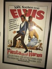 Elvis Movie Poster - Harum Scarum