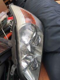 Lexus IS200 left side headlight