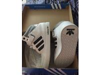 Adidas High Tops (adult size 5) Brand New