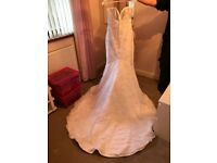 Ellis bridal gown for sale - never worn with tags - size 14