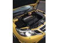 Saab aero convertible 2.0T 210BHP