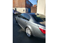BMW e60 535 D M-sport LCI 2008 twin turbo 360bhp not e90 335d 530d amg rs x5 st