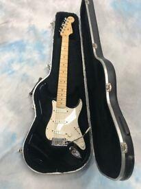 Fender American Standard Statocaster inc Fender Hard Case