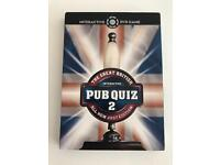 The Great Pub Quiz Interactive Dvd