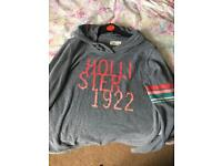 Hollister jumper