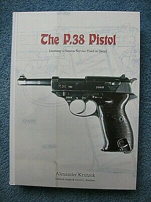 THE P.38 PISTOL (Alex Krutzek)  EBAY SPECIAL **BRAND NEW BOOKS**