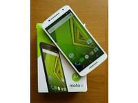 Motorola Moto X Play 16gb White Unlocked Very good condition