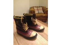 Sorel Sentry Original mens Snow Boots size Uk 7.5 - EUR 41 1/3 - CM 26.0 - US 8