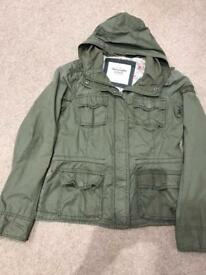 Ladies Lightweight Abercrombie & Fitch Jacket