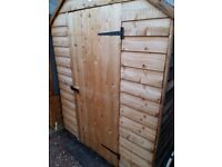 Whole storage shed 6'x4' TO RENT