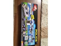 POLICE Lego (brick by brick) 448 block pieces BRAND NEW never used age 6+