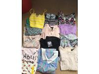 Ladies tops bundle size 12/14
