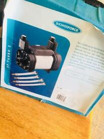 ShowerForce Turbo 2 Shower Pump