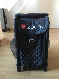 Zuca trolly, insert and seated top