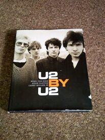 U2 by U2 biography book