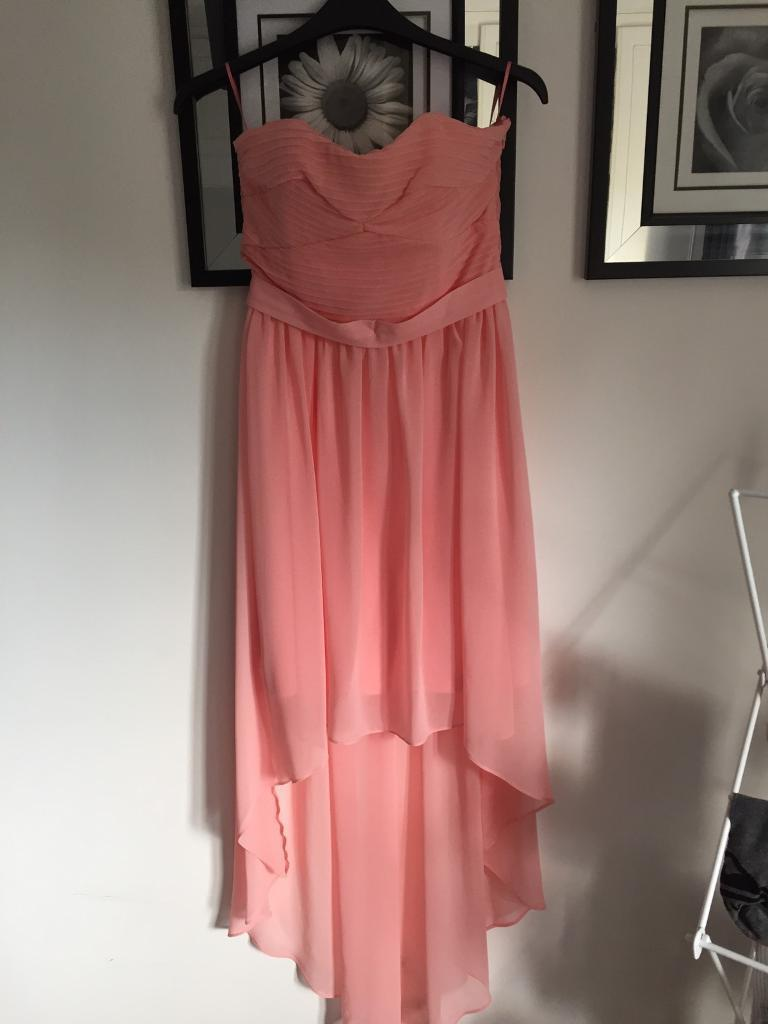 Prom dress size 8in Syston, LeicestershireGumtree - Prom dress new & unworn still with tag, size 8, look beautiful with nice heels & necklace