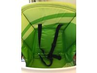 Chicco High Chair Green