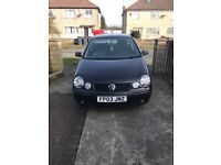 VW POLO 1.4TDI recent MOT one family owned since new