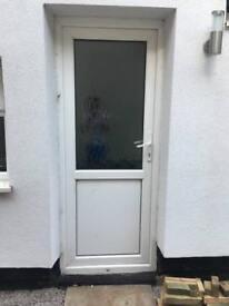 UPVC Exterior Door