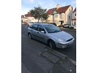 Ford Focus Automatic 1.6 petrol for sale