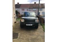 LAND ROVER DISCOVERY 3 AUTOMATIC 2006