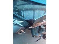 Keeway Rk125 2016 (66) plate spares or repairs