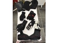Scuba Diving Hoods Gloves and Boots pre owned various sizes