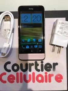 ***VOIR DESCRIPTION*** HTC One V Bell/Virgin/SoloMobile