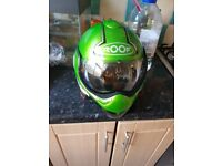Roof helmet size m good condition £155