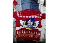 Sonic Large Christmas Jumper