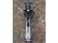 V-fit AMR1 Air Magnetic Combination Rowing Machine. Very good condition - Hardly used