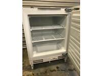 Fully integrated Ignus fridge and freezer