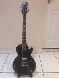 1982 Gibson Sonex 180 deluxe Les Paul style vintage guitar.