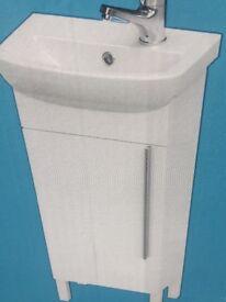 Sink / basin vanity unit