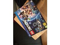 Ps4 dimensions starter pack boxed mint condition with 13 extra characters