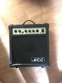 XCC GUITAR AMPLIFIER