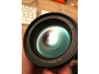 Canon 24-105mm f4.0 L IS Lens - video lens!