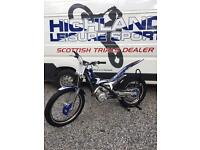 2007 Scorpa SY 250 trials bike