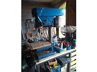 Startrite mercury MK2 pillar drill press