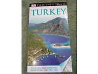 Turkey Travel Guide by DK Travel