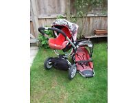 Quinny Buzz Travel system Pushchair