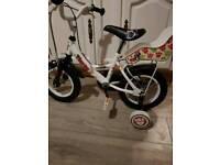 Little girls bike Apollo