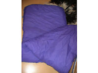 LL Bean very thick Sleeping Bag used