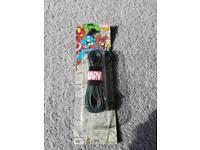 Marvel pair of shoe laces