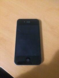 Emmaculate iPhone 4s black 16gb EE