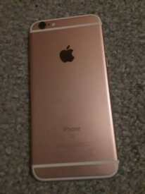 iPhone 6s on Vodafone 16gb