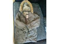 Parka coat 8-9