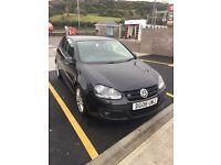 £3,500 ono, VW Golf, MK5, GT140, 3dr, 127k Miles