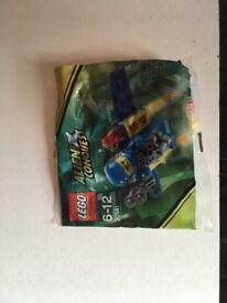 Lego 30141 Alien Conquest Jetpack